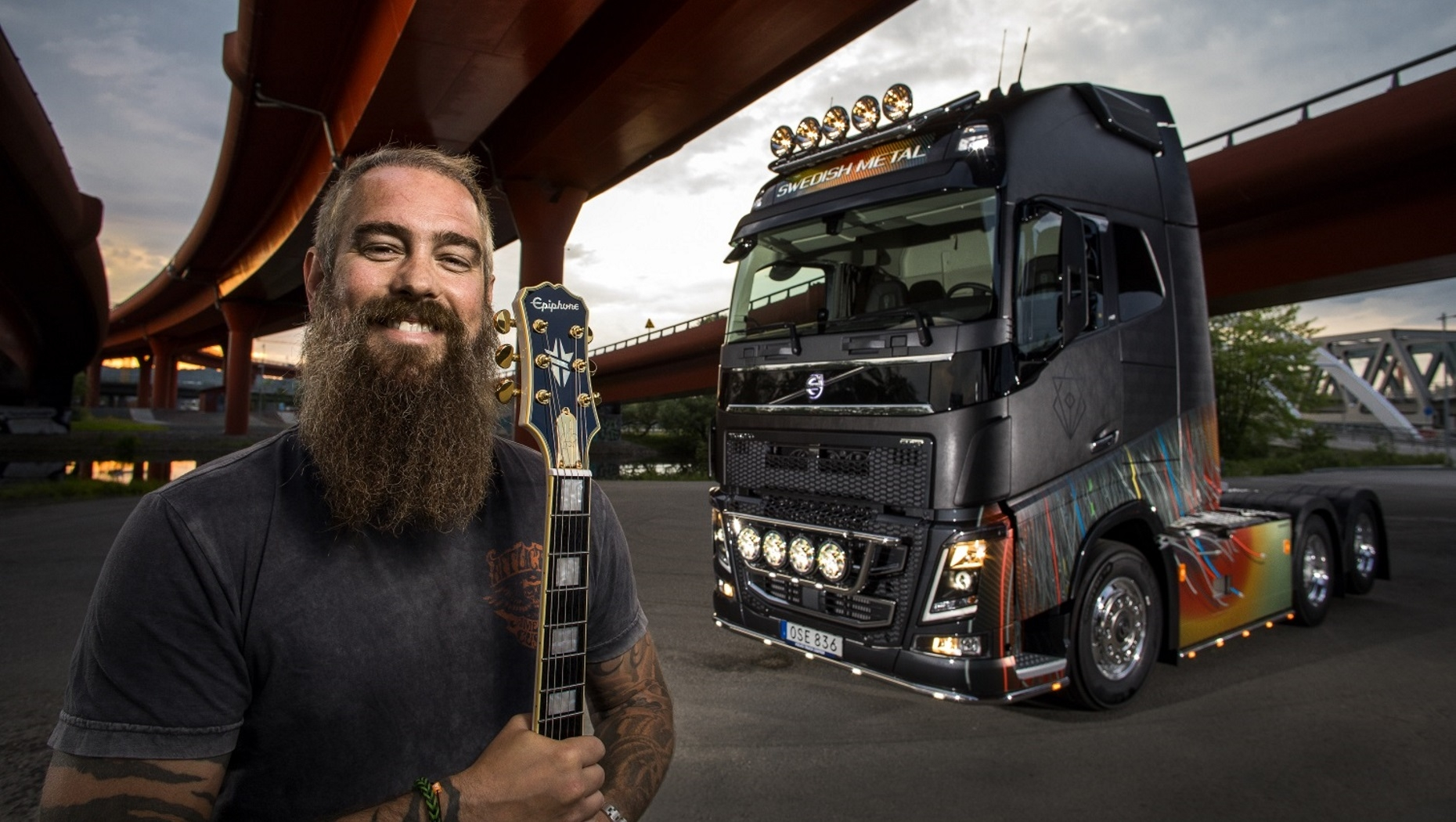 Volvo Trucks Swedish Metal a subasta