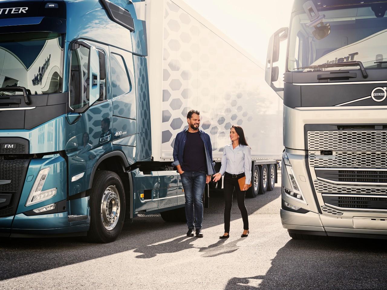 Servicios para camiones: adaptados a su negocio