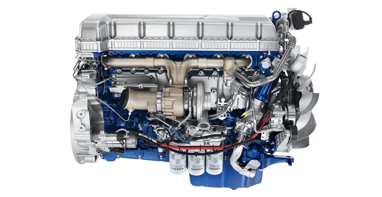 Motor de Volvo Trucks